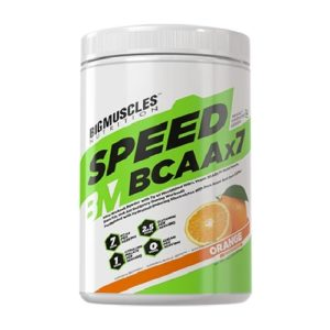 BigMuscles Nutrition Speed BCAAx7