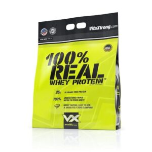 VitaXtrong (VX) 100% Real Whey Protein 10lbs (Expiry Jan 2021)
