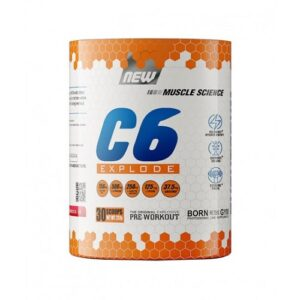 Muscle Science C6 Explode Pre-Workout