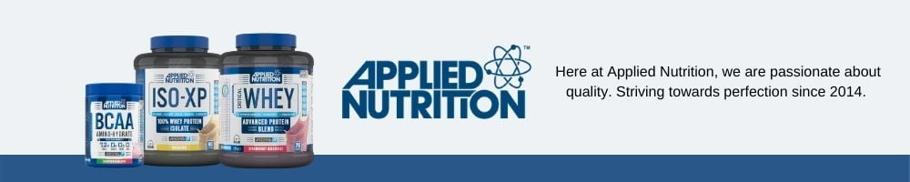 Buy Applied Nutrition Supplements Online in India at - Fitnesstack.com
