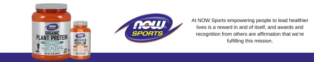 now sports brand banner