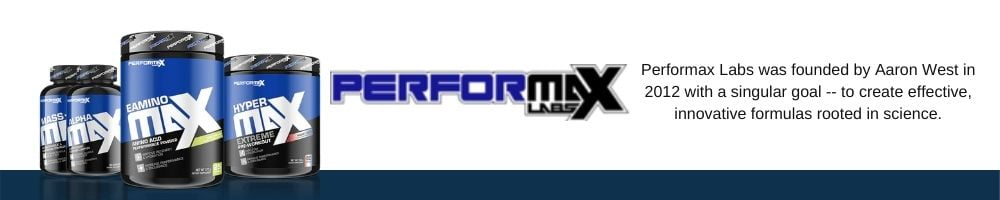 performax labs brand banner