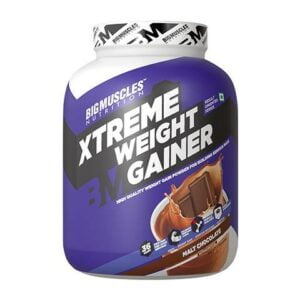 Big Muscles Xtreme Weight Gainer-Front