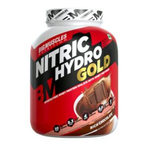 Bigmuscles Nitric Hydro Gold